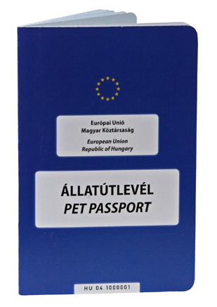 Állat útlevél